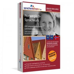 Norwegisch für Anfänger-Multimedia Sprachkurs-A1/A2