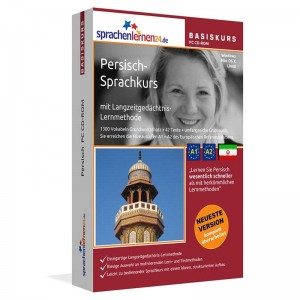Persisch für Anfänger-Multimedia Sprachkurs-A1/A2
