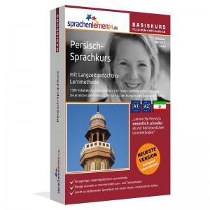 Persisch für Anfänger-Multimedia Sprachkurs-A1/A2+MP3-Audio-Paket