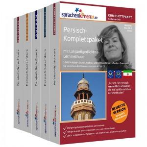 Persisch Komplettpaket-Das rundum sorglos Paket-Niveau A1-C2