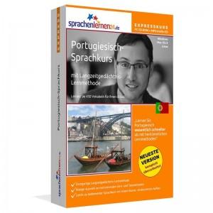 Portugiesisch-Express Sprachkurs-Portugiesisch lernen für den Urlaub