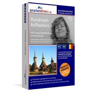 Rumänisch-Aufbau Sprachkurs für Fortgeschrittene-B1/B2