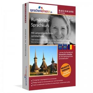 Rumänisch für Anfänger-Multimedia Sprachkurs-A1/A2