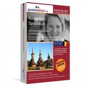 Rumänisch für Anfänger-Multimedia Sprachkurs-A1/A2+MP3-Audio-Paket