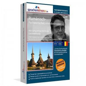 Rumänisch-Fachwortschatz Vokabeltrainer-Niveau C1/C2