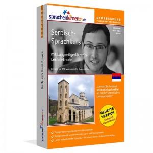 Serbisch-Express Sprachkurs-Serbisch lernen für den Urlaub