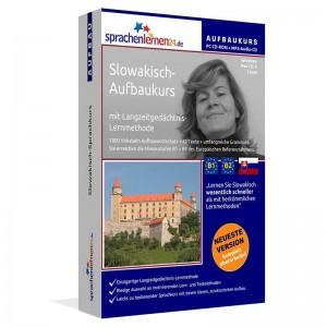 Slowakisch-Aufbau Sprachkurs für Fortgeschrittene-B1/B2