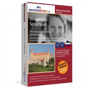 Slowakisch für Anfänger-Multimedia Sprachkurs-A1/A2