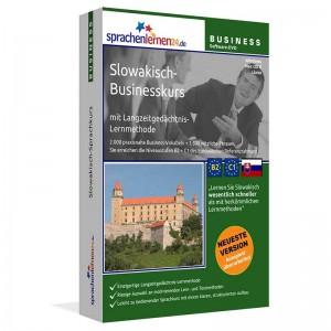 Slowakisch-Business-Sprachkurs für Ihren Beruf in der Slowakei-Niveau B2/C1