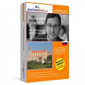 Slowakisch-Express Sprachkurs-Slowakisch lernen für den Urlaub