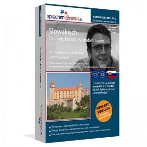 Slowakisch-Fachwortschatz Vokabeltrainer-Niveau C1/C2