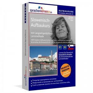 Slowenisch-Aufbau Sprachkurs für Fortgeschrittene-B1/B2