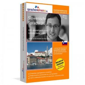 Slowenisch-Express Sprachkurs-Slowenisch lernen für den Urlaub