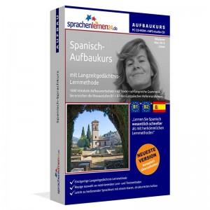 Spanisch-Aufbau Sprachkurs für Fortgeschrittene-B1/B2