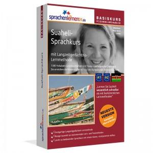 Suaheli für Anfänger-Multimedia Sprachkurs-A1/A2+MP3-Audio-Paket