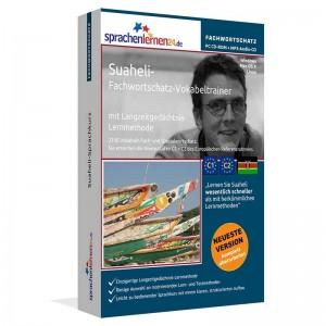 Suaheli-Fachwortschatz Vokabeltrainer-Niveau C1/C2