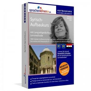 Syrisch-Aufbau Sprachkurs für Fortgeschrittene-B1/B2