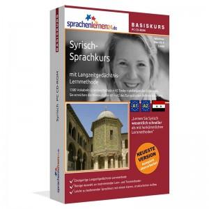 Syrisch für Anfänger-Multimedia Sprachkurs-A1/A2