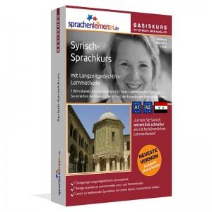 Syrisch für Anfänger-Multimedia Sprachkurs-A1/A2+MP3-Audio-Paket
