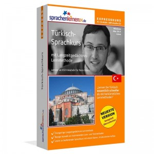 Türkisch-Express Sprachkurs-Türkisch lernen für den Urlaub