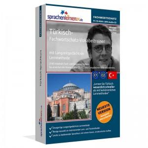 Türkisch-Fachwortschatz Vokabeltrainer-Niveau C1/C2