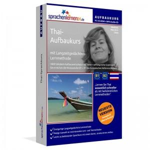 Thai-Aufbau Sprachkurs für Fortgeschrittene-B1/B2