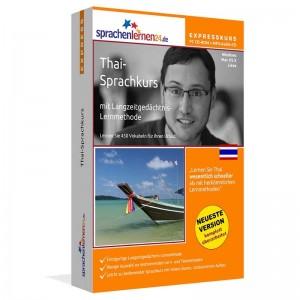 Thai-Express Sprachkurs-Thai lernen für den Urlaub