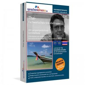 Thai-Fachwortschatz Vokabeltrainer-Niveau C1/C2