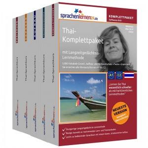Thai Komplettpaket-Das rundum sorglos Paket-Niveau A1-C2