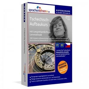Tschechisch-Aufbau Sprachkurs für Fortgeschrittene-B1/B2