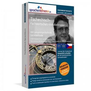 Tschechisch-Fachwortschatz Vokabeltrainer-Niveau C1/C2