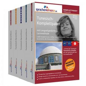 Tunesisch Komplettpaket-Das rundum sorglos Paket-Niveau A1-C2