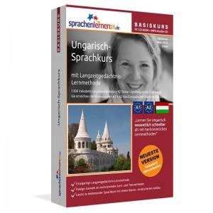 Ungarisch für Anfänger-Multimedia Sprachkurs-A1/A2+MP3-Audio-Paket