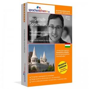 Ungarisch-Express Sprachkurs-Ungarisch lernen für den Urlaub