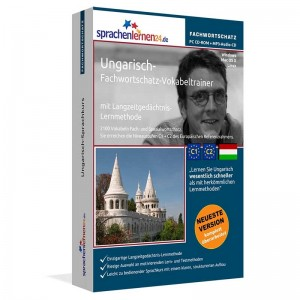 Ungarisch-Fachwortschatz Vokabeltrainer-Niveau C1/C2