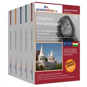 Ungarisch Komplettpaket-Das rundum sorglos Paket-Niveau A1-C2