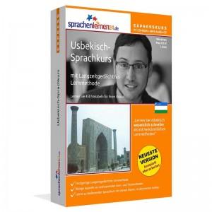 Usbekisch-Express Sprachkurs-Usbekisch lernen für den Urlaub