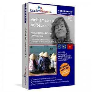 Vietnamesisch-Aufbau Sprachkurs für Fortgeschrittene-B1/B2