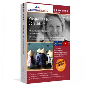Vietnamesisch für Anfänger-Multimedia Sprachkurs-A1/A2