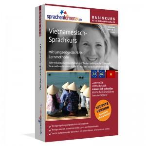 Vietnamesisch für Anfänger-Multimedia Sprachkurs-A1/A2+MP3-Audio-Paket