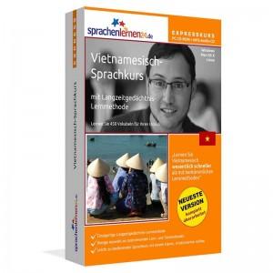 Vietnamesisch-Express Sprachkurs-Vietnamesisch lernen für den Urlaub