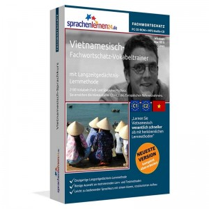 Vietnamesisch-Fachwortschatz Vokabeltrainer-Niveau C1/C2